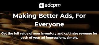 AdCPM - alternativa a Adsense