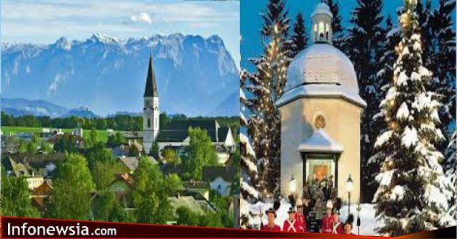 Lembah Oberndorf, Kapela Munggil dan Fakta Tentang Lagu Malam Kudus Tersohor itu.