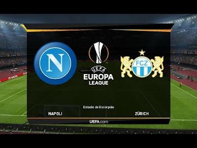 مشاهدة مباراة نابولي وزيوريخ بث مباشر اليوم