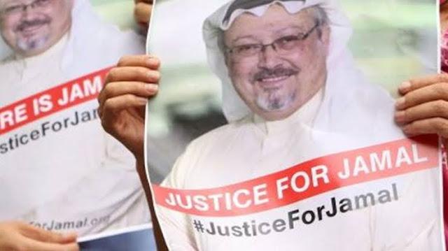 Jamal Khashojji murder case