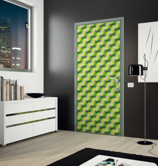 Cool Modern Interior Design: Home And Garden: Picturesque And Modern Interior Doors