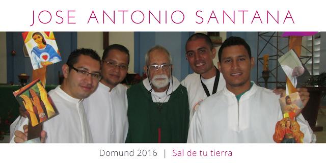 Jose Antonio Santana - domund