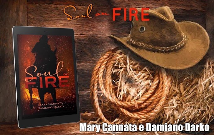 Segnalazione: Soul on Fire di Mary Cannate e Damiano Darko