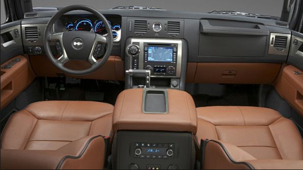 2018 HUMMER H2 Powertrain and Specs