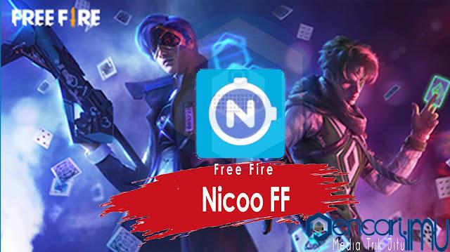 Nicoo Free Fire Unlock Skin Terbaru 2021