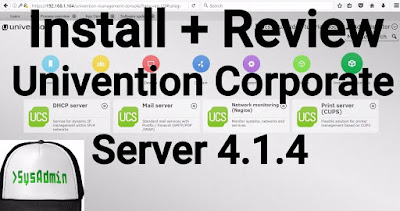 Univention Corporate Server (UCS) 4.1.4