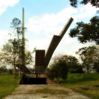 Monumento às Etnias, Parque Centenário, Criciúma