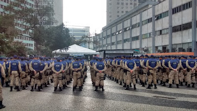 Sai a PM entra a Guarda Municipal do Rio de Janeiro (RJ) na fiscalização da Lei do Silêncio