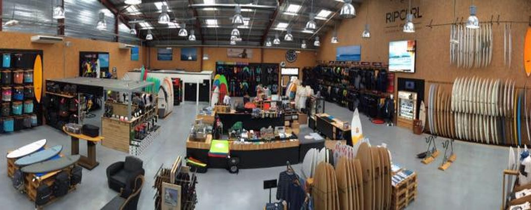 rip curl technical store hossegor