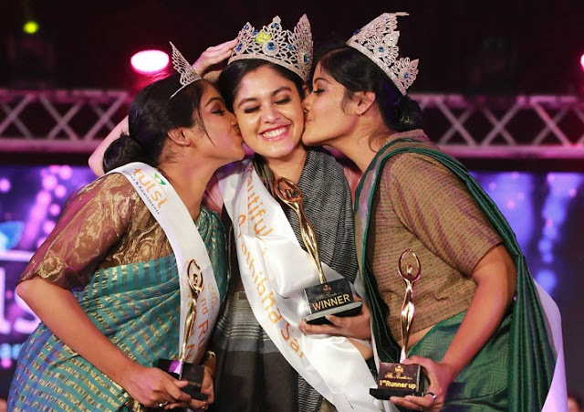 Winners of Miss Kerala Pageant 2018