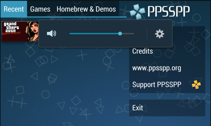 Cara Setting PPSSPP 1