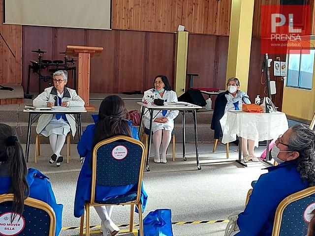 Voluntarias Fundación Damas de Blanco
