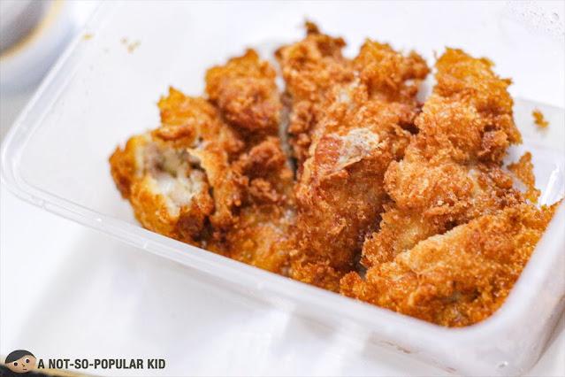 Torimomo's Tonkatsu - Japanese Dish