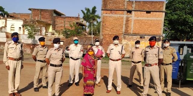 भूत-प्रेत के चक्कर में भाभी ने मासूम ननद की कर दी हत्या, पुलिस ने गिरफ्तार कर भेजा जेल