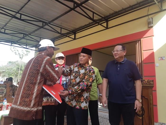 Plt.Nanang Ermanto Hadiri Kunjungan Kerja Anggota Komisi IV DPR RI Di Suka Damai Natar Lamsel.