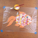 Good-luck Goldfish - Step 4