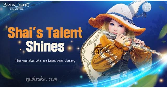 Shai's Talent Shines