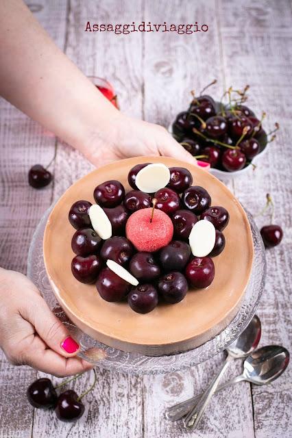 Cherish - Torta alle ciliegie e favaTonka di Gianluca Fusto