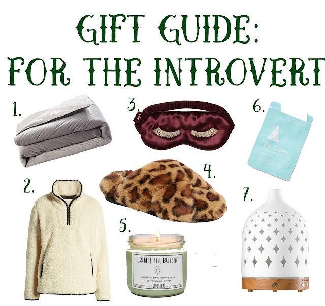 gift guide- introvert-holiday shopping