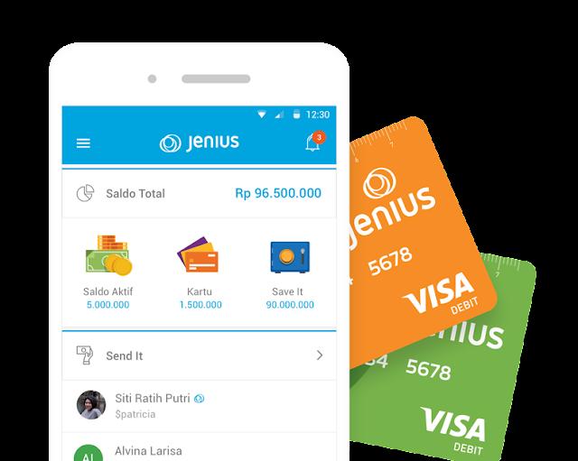 Syarat Dan Ketentuan Maxi Saver di Aplikasi Jenius