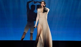 Eurovision 2017, α ημιτελικός: Η Ελλάδα στον τελικό. Τα αποτελέσματα