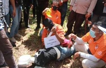 Terdiam,Sopir Truk Pembunuh 2 Remaja Putri Di Kupang ,Dia Menyesali Perbuatannya Apa Pun Hukumannya Saya Akan Terima