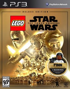LEGO Star Wars The Force Awakens DELUXE EDITION PSN PS3