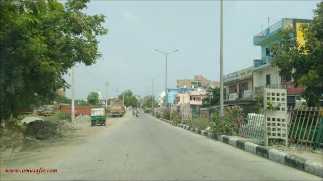 mohna road ballabgarh