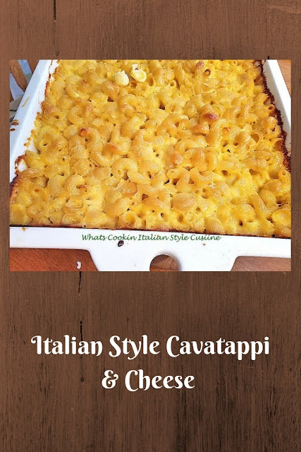 this is a cheese coated pasta a fun shaped cavatappi pasta