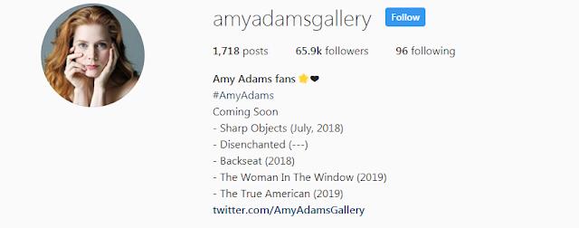 Amy Adams Instagram