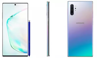 Samsung accidentally leaks Galaxy Note 10 | Camera, RAM & More