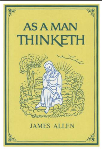 ✅ As a Man Thinketh ✅
