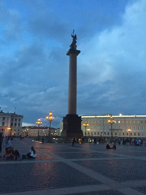 ST PETERSBURG IN FOUR DAYS|DAY ONE - ST PETERSBURG AT A GLANCE