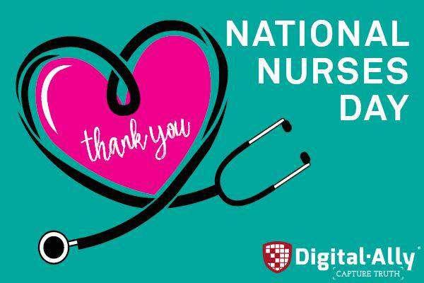 National Nurses Day Wishes Beautiful Image