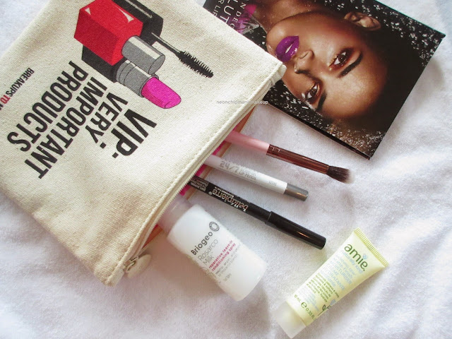 May 2015 Ipsy Bag Jetsetter