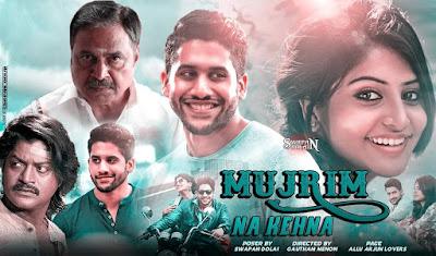 Mujrim Na Kehna 2019 Hindi Dubbed WEBRip 480p 350Mb x264