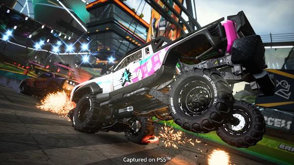 Destruction AllStars chega à PlayStation®Store e às lojas habituais em abril
