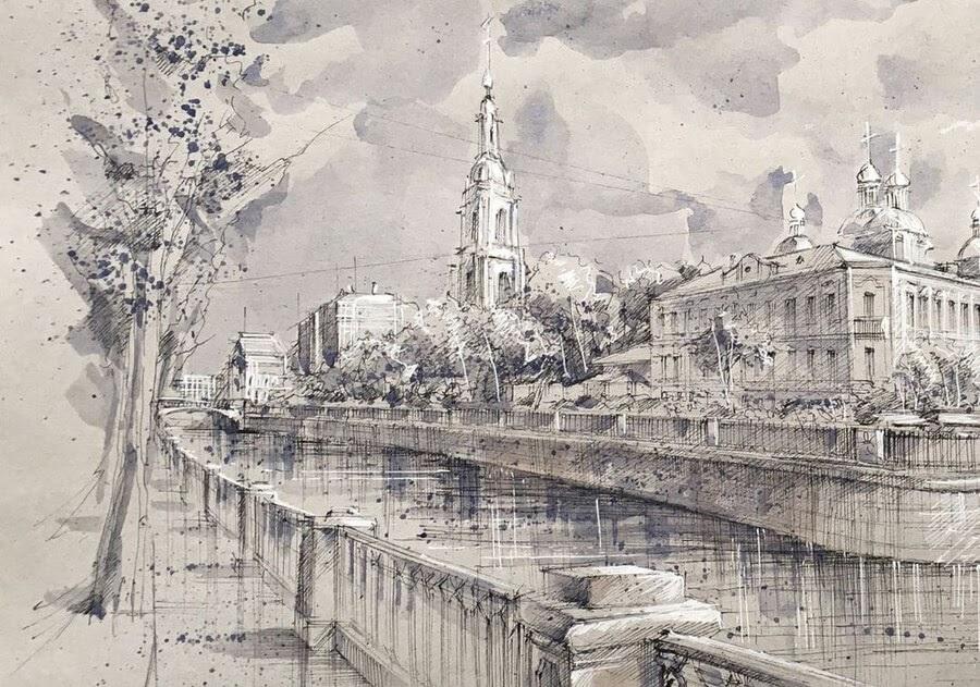 01-River-embankment-E-Vedernikova-www-designstack-co