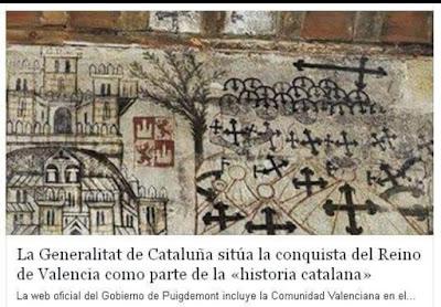 UN POCO DE HISTORIA PARA REFRESCAR LA MEMORIA DE ALGUNOS CATALANES.