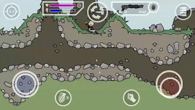 تحميل لعبة Doodle Army 2 apk مهكرة, لعبة ميني ميليشيا Doodle Army 2 مهكرة جاهزة للاندرويد, لعبة Doodle Army 2 مهكرة بروابط مباشرة