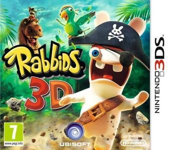 Rom Rabbids 3D 3DS