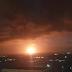 """Nuevo incidente de """"bola de fuego"""" en la plataforma de gas Leviatán"""
