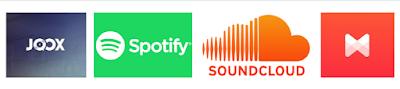 aplikasi Streaming Musik