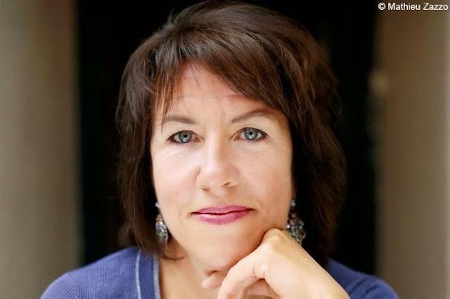 Raphaëlle Bacqué, journaliste au Monde