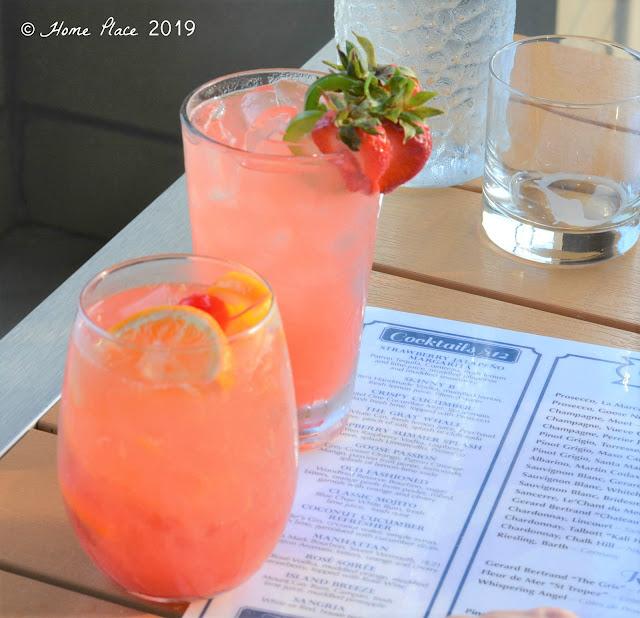 Boca Oyster Bar Cocktails