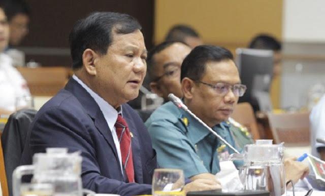 Prabow: Pertahanan Rakyat Semesta Dinilai Ampuh Menjaga Kedaulatan Bangsa