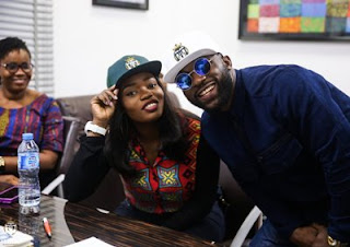 #Big Brother naija: Bisola hits it large after signing address TMC... See interesting details