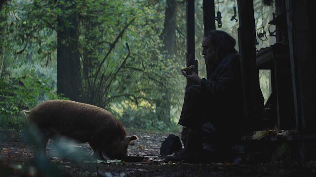 Nicolas Cage Michael Sarnoski   Pig