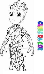 Clube Da Cor Atividades Escolares Super Herois Da Marvel Para