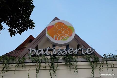 Ngeteh di TooTooMoo Patisserie Surabaya